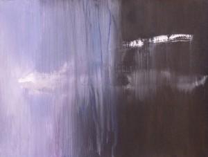 Dimensioni parallele, 2014 acrilico su carta cm 34x26