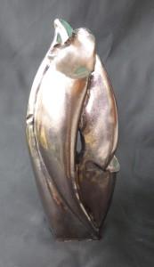 Metamorfosi, 2014 ceramica cm 7x30x6,5