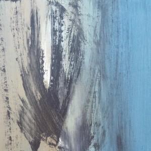 Abstract16, 2016 acrilico su carta cm 18x23