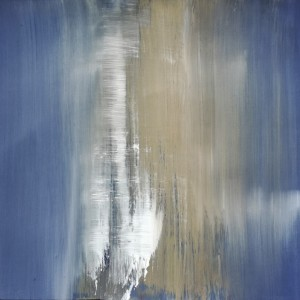 Abstract 25, 2017 acrilico su carta cm 23x25