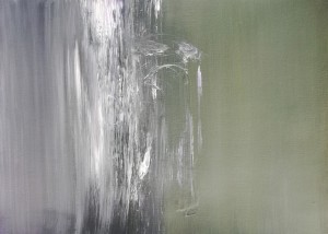 Abstract 27, 2017 acrilico su carta cm 18x24