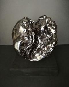Materia astrale, Genesi 2019 ceramica, cm 21x11x10