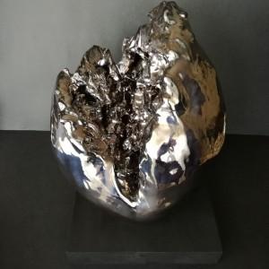 Palingenesi, 2019 ceramica cm 29x14x15