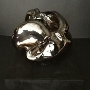 Forma organica, 2019 ceramica cm 10x14x7